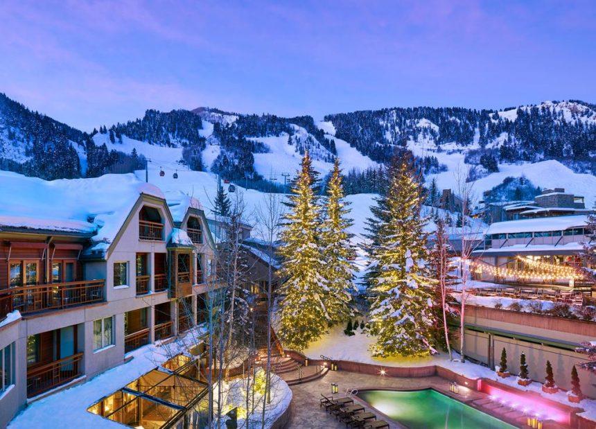 Five of the Most Glamorous Ski Resorts