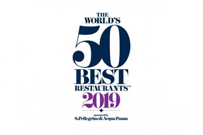 World's 50 best restaurants list