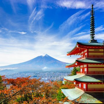 Tokyo luxury city guide: part 1 A city of contrast