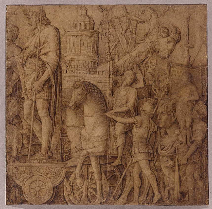 Sotheby's to offer newly discovered Mantegna drawing
