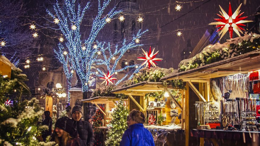 8 Europe's best Christmas markets