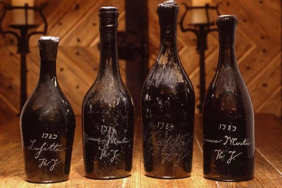 Most expensive wines in the world